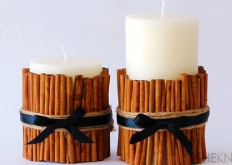 Decor de Natal - velas (1)