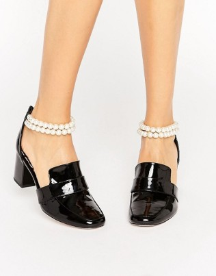 diana-wah-london-x-asos-patent-leather-pearl-strap-heeled-loafers